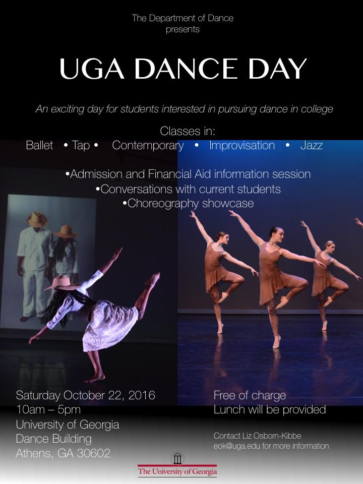 New Dance Building Uga